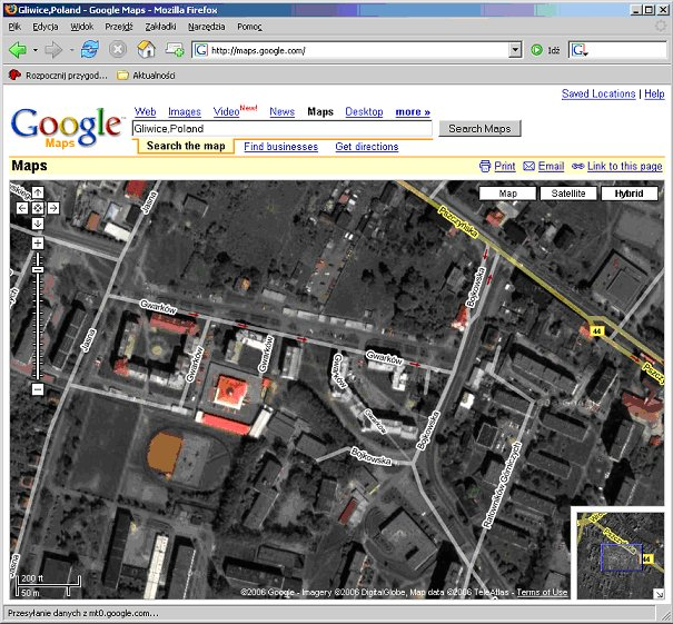 Google Maps Or How To Find A Satellite Image Of The Place I Live - Search satellite maps